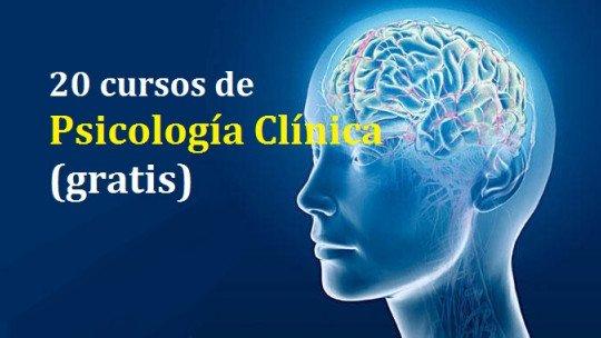 20 cursos online em Psicologia Clínica (grátis) 1