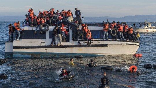 O trabalho de psicólogos no atendimento a refugiados 1