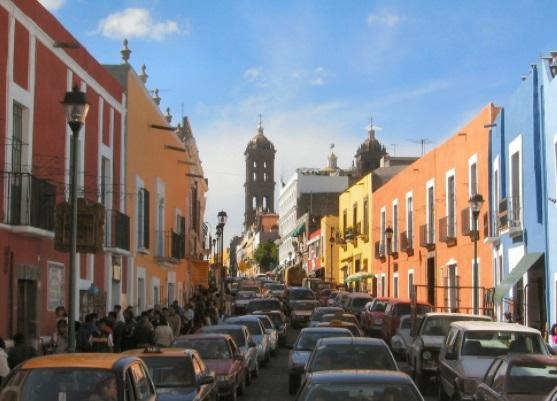 Qual é o significado de Puebla? 1