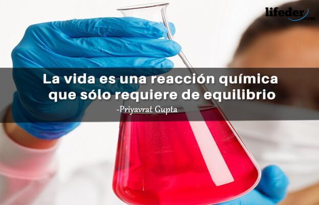 45 grandes frases sobre química 4