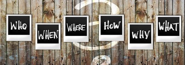 Quais são as perguntas de conhecimento? 2