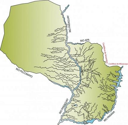 Quais são os recursos naturais do Paraguai? 3