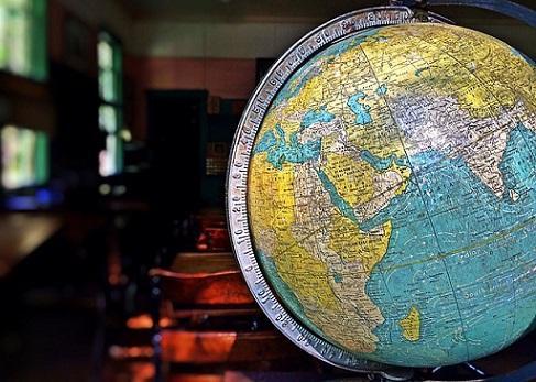 Os principais ramos geográficos 1