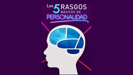 Os 5 grandes traços de personalidade: sociabilidade, responsabilidade, abertura, bondade e neuroticismo 1