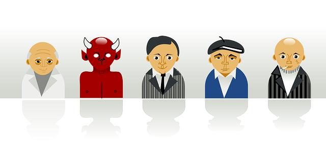 Os 5 principais traços de personalidade (com exemplos) 1