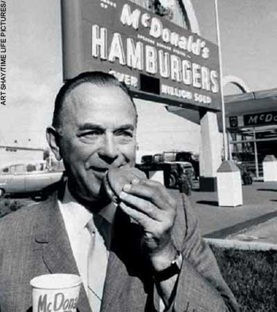 Ray Kroc: História e suas 23 melhores frases 1