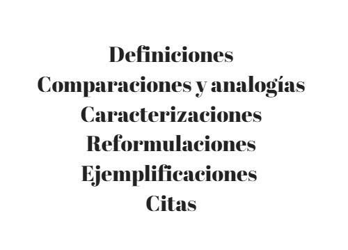 Recursos explicativos: tipos e exemplos 1