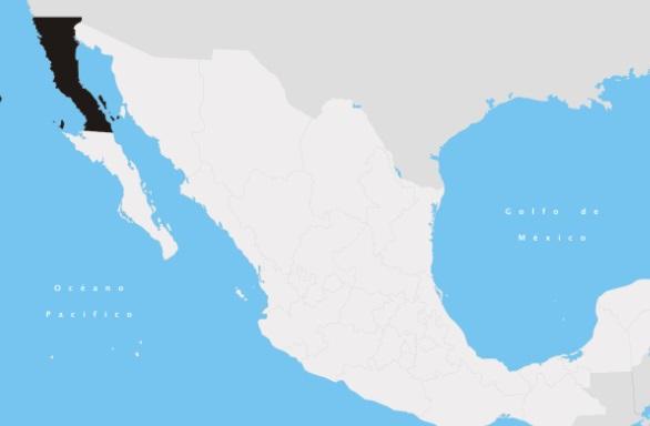 Quais são os recursos naturais da Baja California? 1