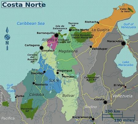 Região do Caribe: localização, características, cultura 2