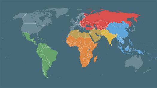 O que é regionalização? Recursos mais relevantes 1