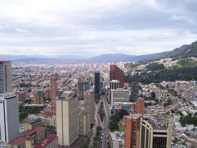 As 10 regiões econômicas mais fortes da Colômbia 1