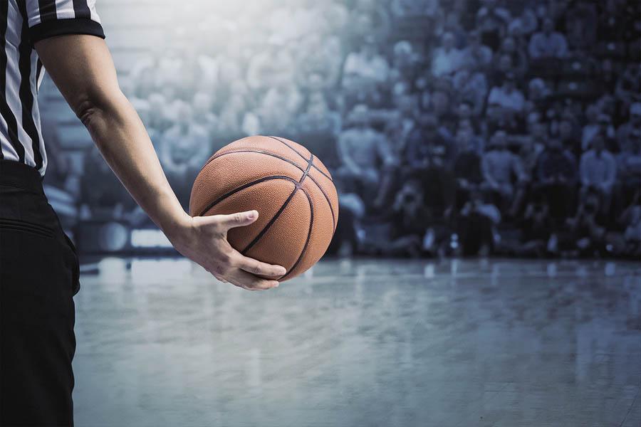 Regras básicas de basquete 8