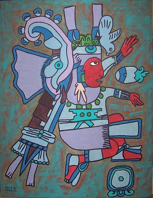 Religião dos astecas: características, práticas e deuses 1
