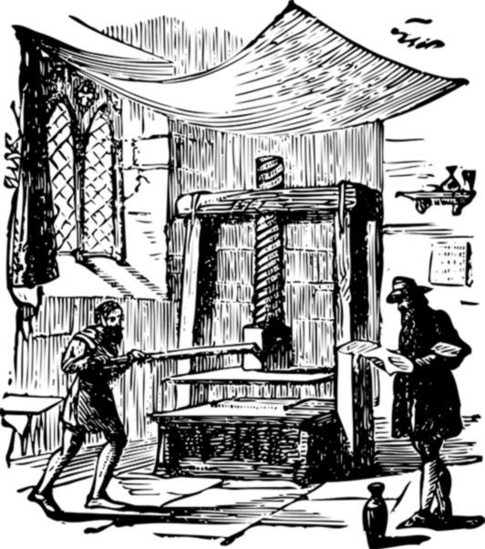Johannes Gutenberg: biografia, imprensa, honras, dados 6