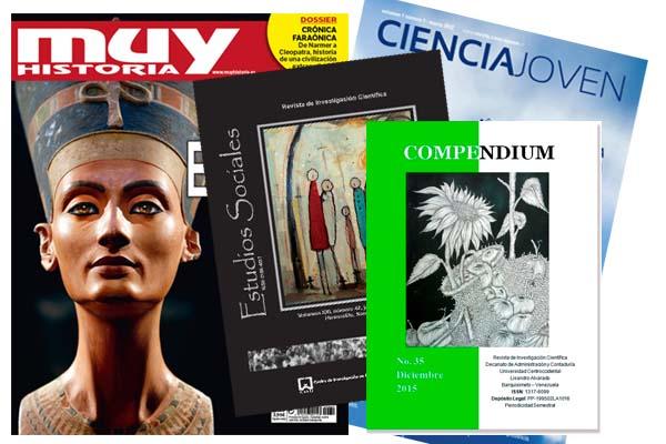 Revista temática: características e tipos 1