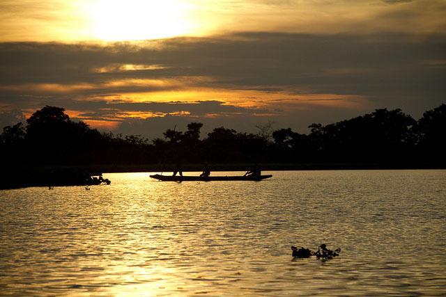 Os rios mais importantes da Colômbia 1