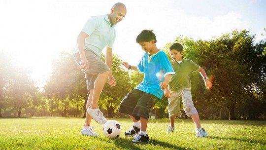 O papel dos pais no desenvolvimento esportivo de seus filhos 1