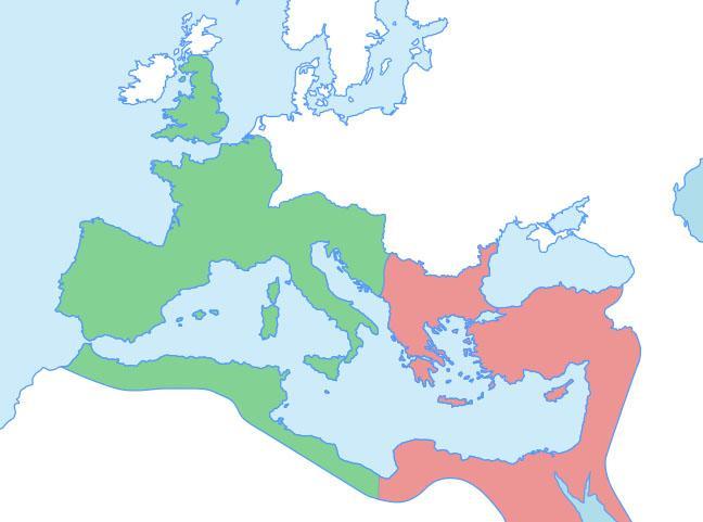 10 Causas da Queda do Império Romano 2