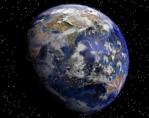 Como a água é distribuída na Terra?
