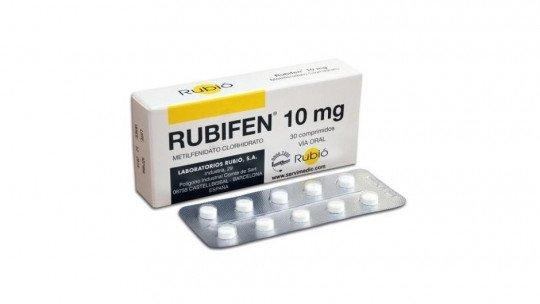 Rubifen (medicamento psicoativo): o que é, para que é utilizado e os efeitos colaterais 1