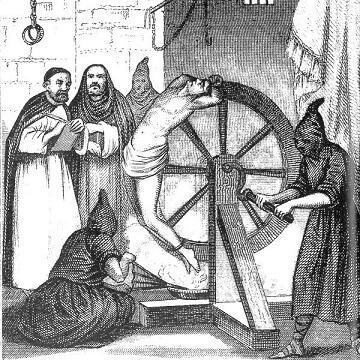 13 Instrumentos e Métodos de Tortura da Santa Inquisição 8