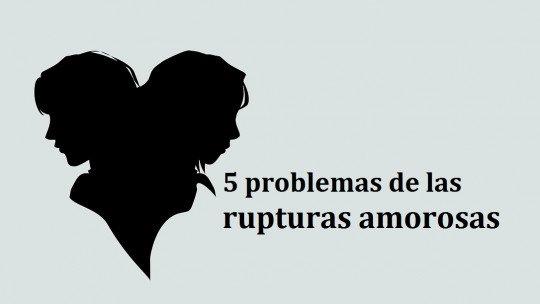 Os 5 problemas do amor quebram e como lidar com eles 1