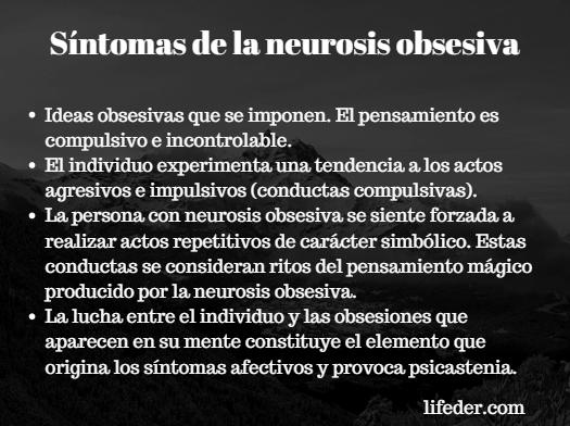 Neurose obsessiva: sintomas, causas e tratamentos 3