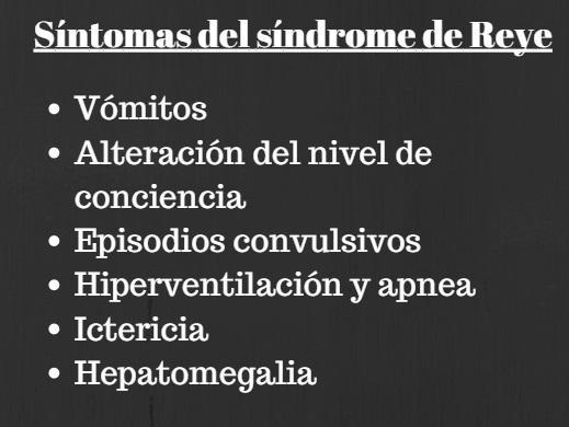 Síndrome de Reye: sintomas, causas, tratamento 3
