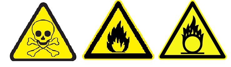 Quais gases podem ser perigosos e por quê? 3
