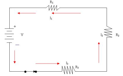 Circuito em Série: Recursos, Como Funciona e Exemplos 2