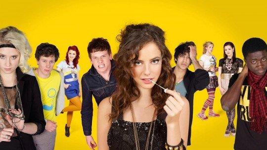 As 12 melhores séries de TV para adolescentes 1