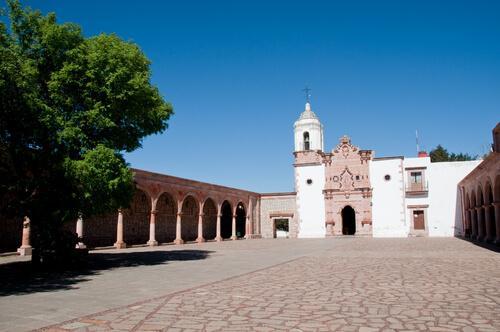 Zacatecas Clima: Destaques Recursos 1