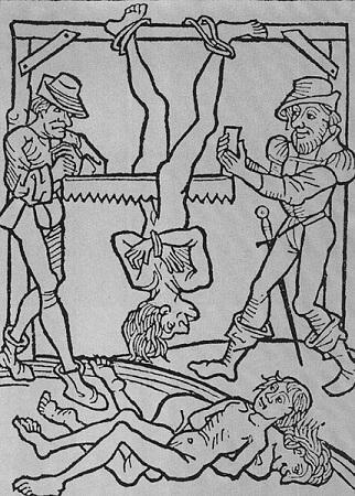 13 Instrumentos e Métodos de Tortura da Santa Inquisição 12