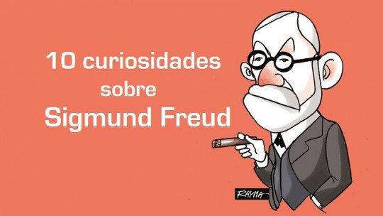 10 curiosidades sobre a vida de Sigmund Freud 1