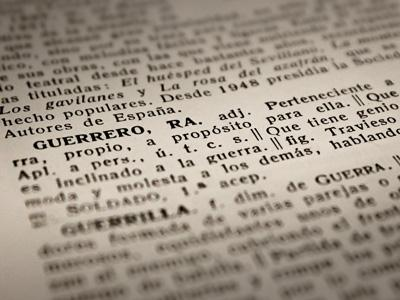 Qual é o significado de Guerrero? 1