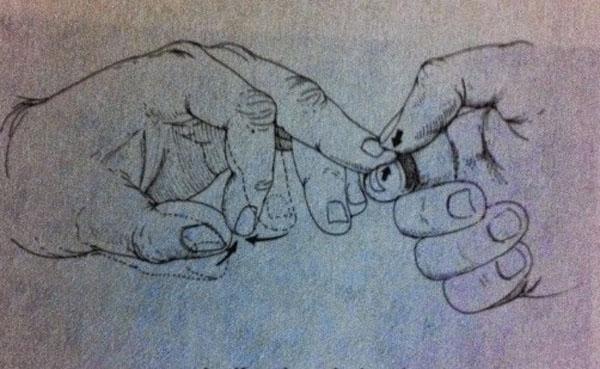 Sinal de Hoffman: o que significa e como é obtido 1