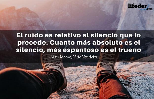 As 100 melhores citações do silêncio 15