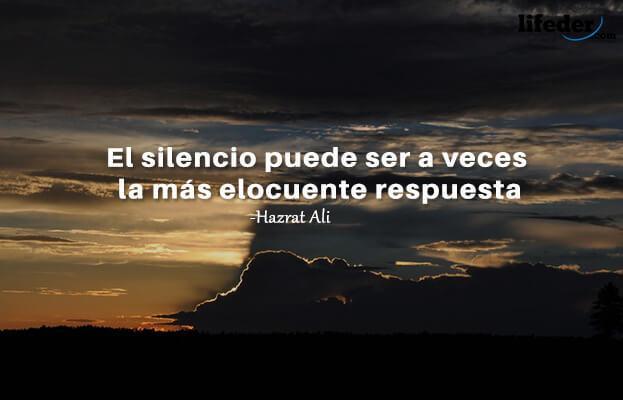 As 100 melhores citações do silêncio 18