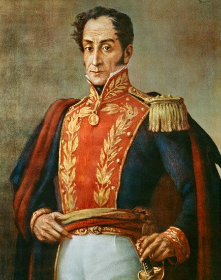Árvore Genealógica de Simón Bolívar: Família Liberator 1
