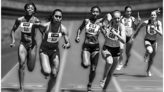 Síndrome de overtraining: atletas queimados 1