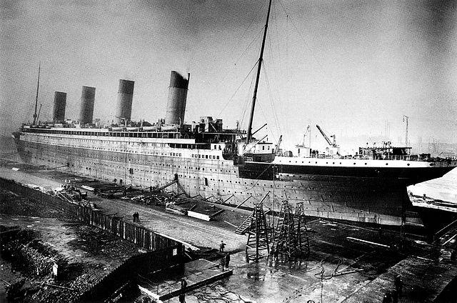 Os 10 sobreviventes do Titanic e suas histórias 1