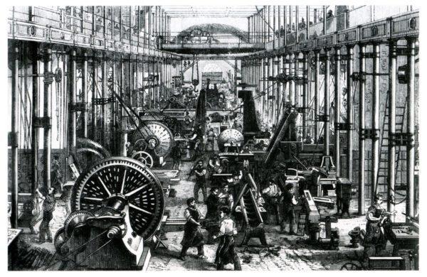Sociedade Industrial: Características e Classes Sociais 1