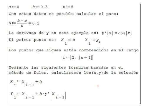 Método de Euler: para que serve, procedimento e exercícios 5