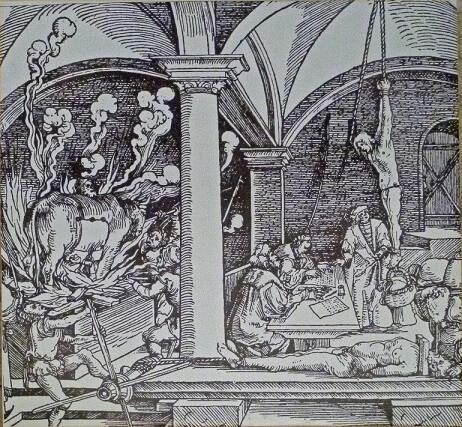 13 Instrumentos e Métodos de Tortura da Santa Inquisição 14
