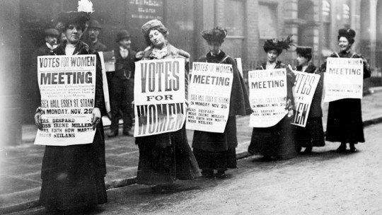 Sufragistas: as heroínas feministas das primeiras democracias 1