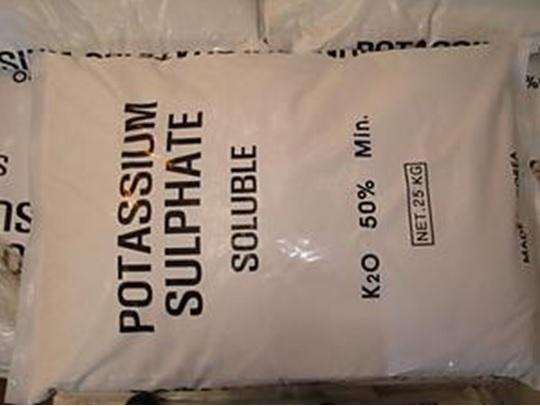 Sulfato de potássio (K2SO4): propriedades, riscos e usos 3