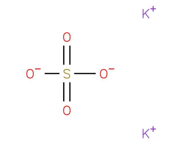 Sulfato de potássio (K2SO4): propriedades, riscos e usos 1