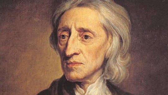 Teoria rasa tabula de John Locke 1