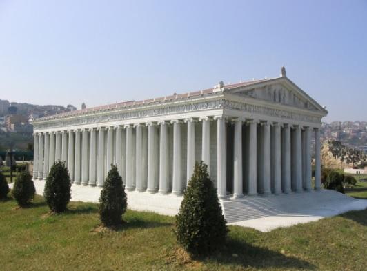 As 7 maravilhas do mundo antigo e suas características 4