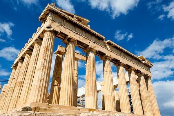Templo Grego: Origem, Tipos e Peças 1